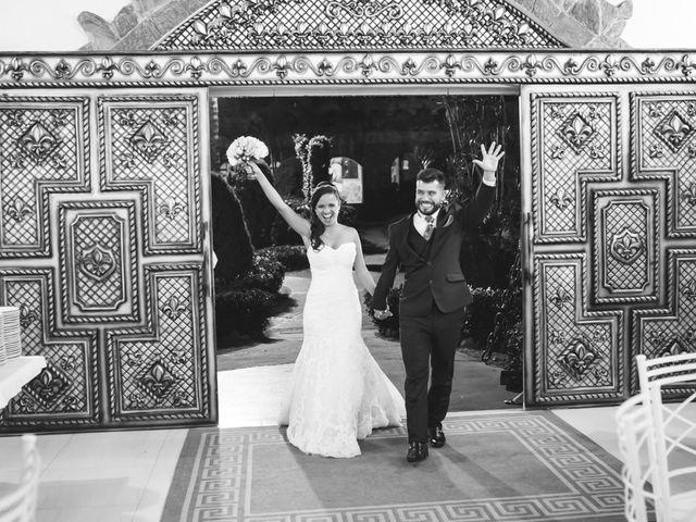 O casamento de Bruna e Dorival