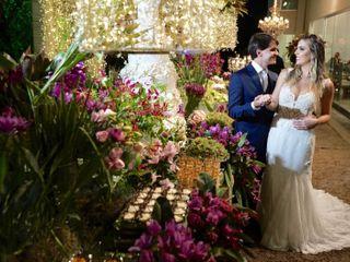 O casamento de Soraya e Renato