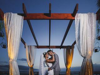 O casamento de Siandra e Edson