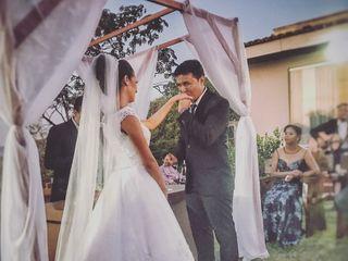 O casamento de Deborah e Elionay 1