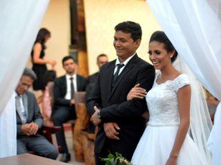 O casamento de Deborah e Elionay 3