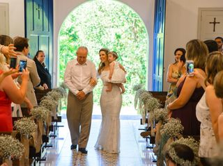 O casamento de Aline e César 1