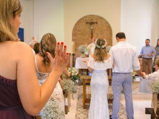 O casamento de Aline e César 2