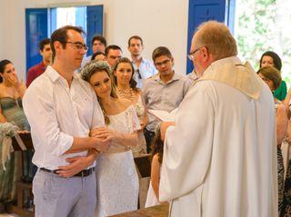 O casamento de Aline e César 3