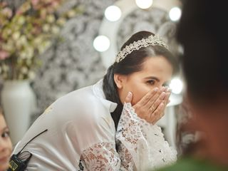 O casamento de Luiza e Juliano 1