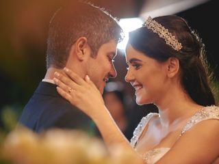 O casamento de Luiza e Juliano