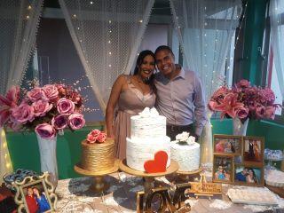 O casamento de Priscilla e Bruno
