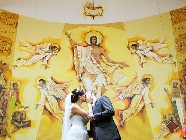 O casamento de Andrea e Henrique
