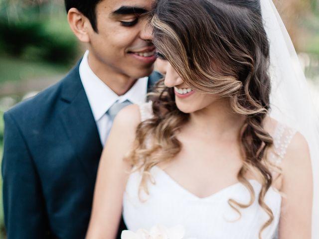 O casamento de Fabiana e Marcus
