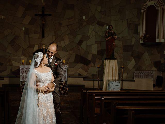 O casamento de Flávia e Danilo