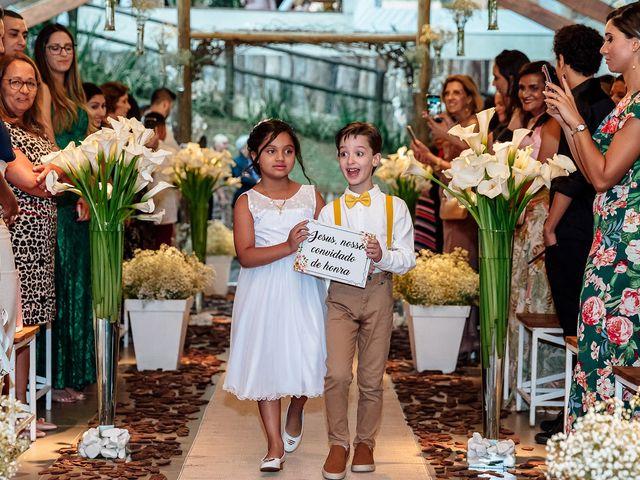 O casamento de Hebio e Samya em Mairiporã, São Paulo 18