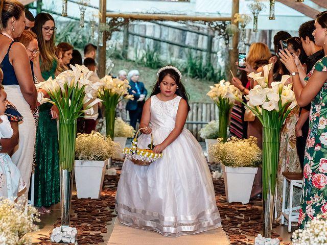 O casamento de Hebio e Samya em Mairiporã, São Paulo 19