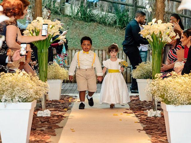 O casamento de Hebio e Samya em Mairiporã, São Paulo 31