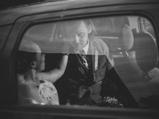 O casamento de Aline e Marcelino