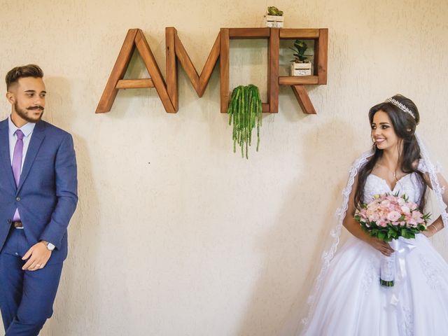 O casamento de Lisandra e Henrique