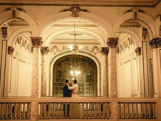 O casamento de Luiza e Fabricio
