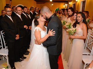 O casamento de Thamirys Cardias e Fabricio Matos