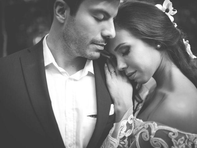 O casamento de Paulinne e Elias