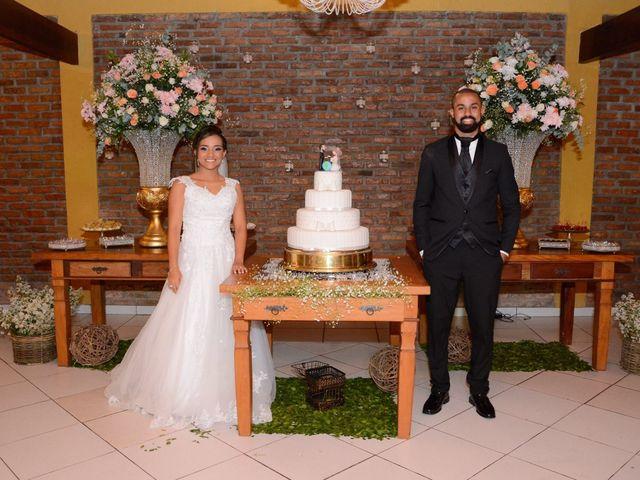 O casamento de Fabricio Matos e Thamirys Cardias em São Gonçalo, Rio de Janeiro 1