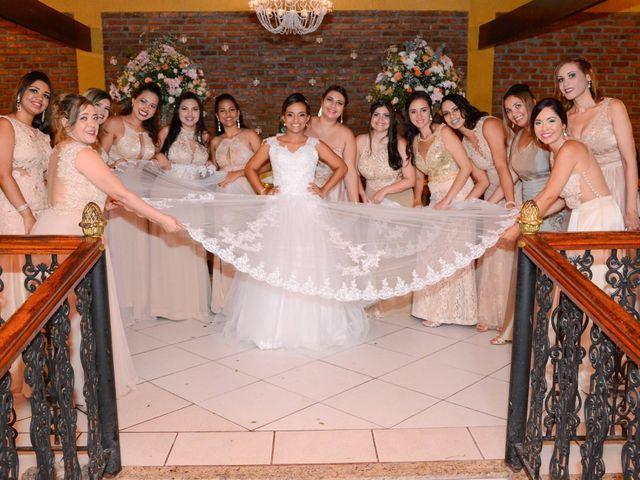 O casamento de Fabricio Matos e Thamirys Cardias em São Gonçalo, Rio de Janeiro 2