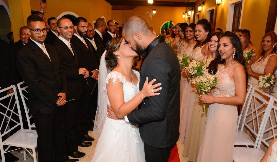 O casamento de Fabricio Matos e Thamirys Cardias em São Gonçalo, Rio de Janeiro