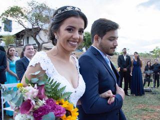 O casamento de Larissa e Calebe 2