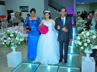 O casamento de Aylla e Robson 3