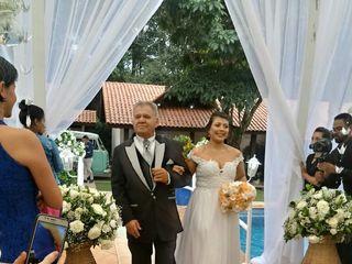 O casamento de Roberta  e Willian  2