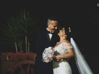O casamento de Bianca e Lucas