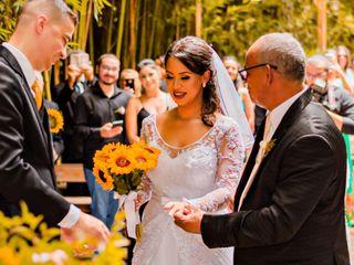 O casamento de Jessica e Andrey 1