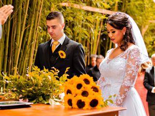 O casamento de Jessica e Andrey 2