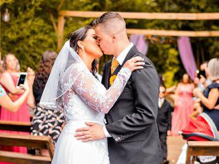 O casamento de Jessica e Andrey