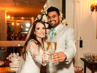 O casamento de Lorena e Henrique