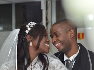 O casamento de Nayla e Rodrigo