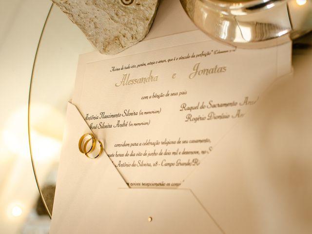 O casamento de Jonatas e Alessandra em Niterói, Rio de Janeiro 19