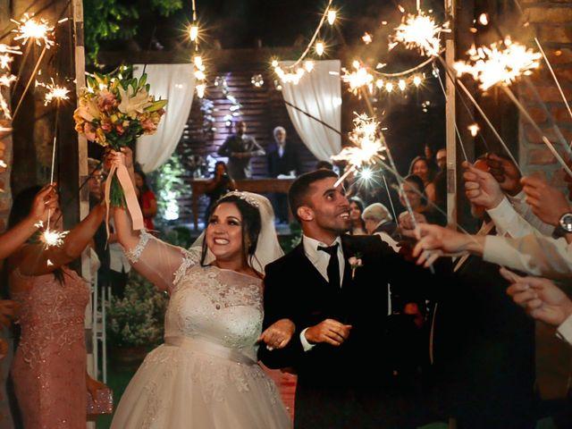 O casamento de Alessandra e Jonatas