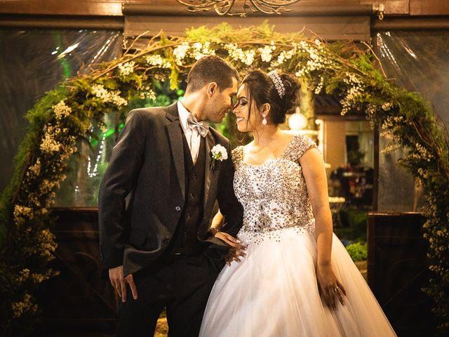 O casamento de Letícia e Rubens