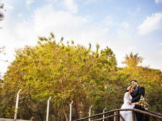 O casamento de Gabrielle e Jordano