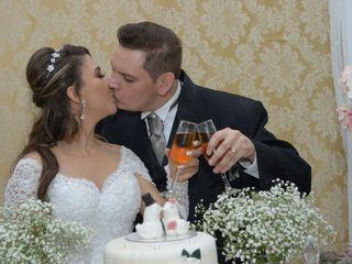 O casamento de Deborah  e João Carlos
