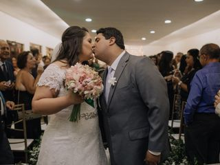 O casamento de Lívia  e Adelmo 1