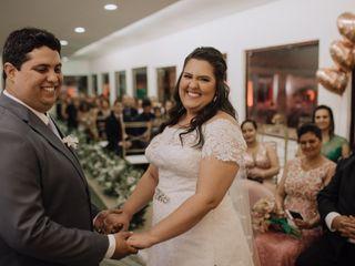 O casamento de Lívia  e Adelmo
