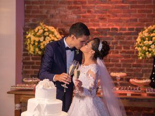 O casamento de Priscilla e Saulo