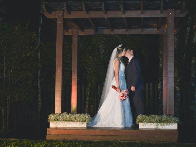 O casamento de Géssica e Fernando
