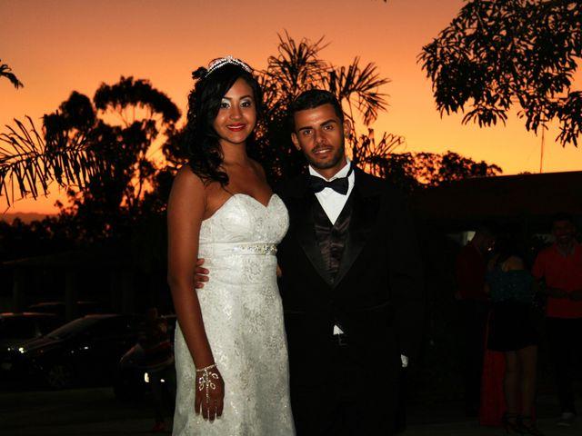O casamento de Tayna e Cristian