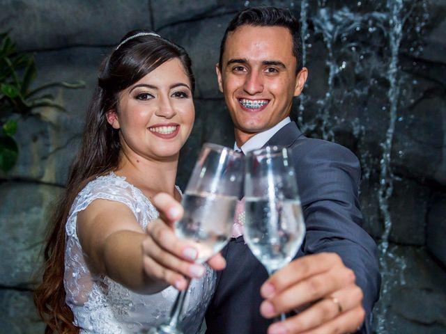 O casamento de Paloma e Wagner