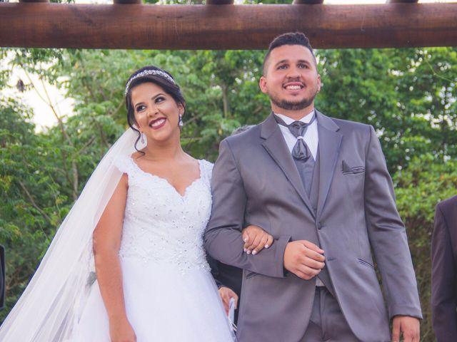 O casamento de Ariane e Richard