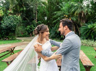 O casamento de Ana Caroline e Nelson 1