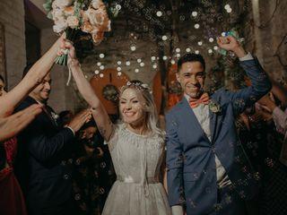 O casamento de Kelly e Bruno