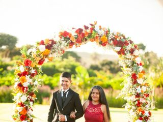 O casamento de Ingra e Fabio 1
