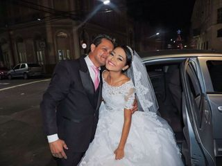 O casamento de Tallyne e Thallys 3